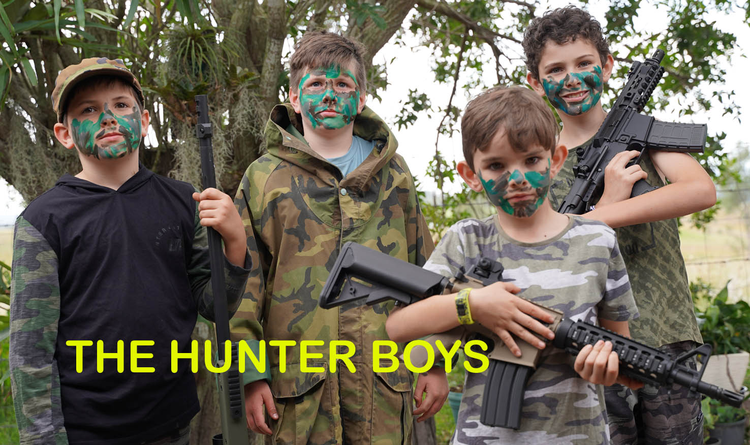 The Hunter Boys / My Rode Reel 2020