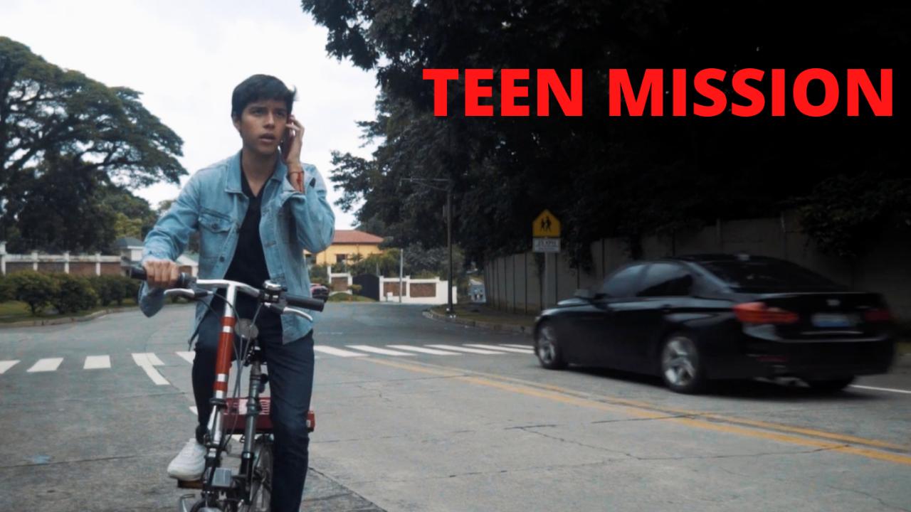 "Teen Mission - ""My RØDE Reel 2020"""