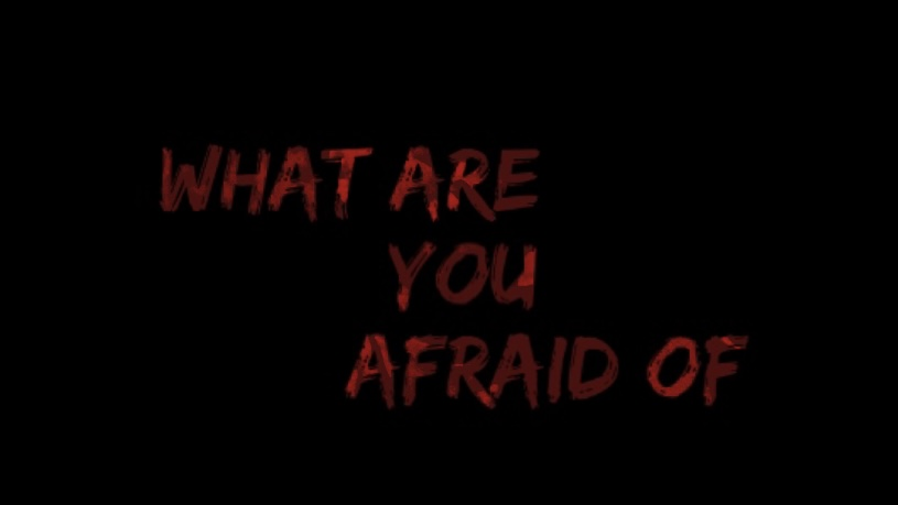 """My Rode Reel 2020 - """"What Are You Afraid Of"""""""