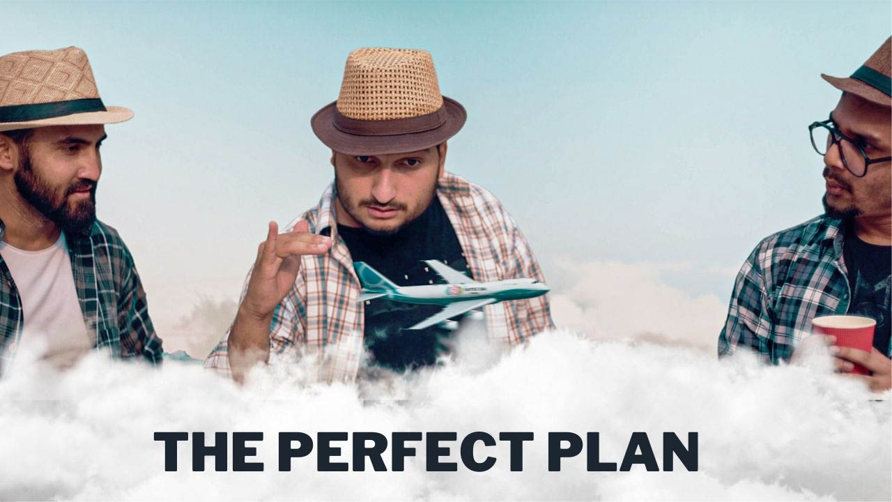 The Perfect Plan | My Rode Reel 2020 | Short Film | Inside Motion Pictures