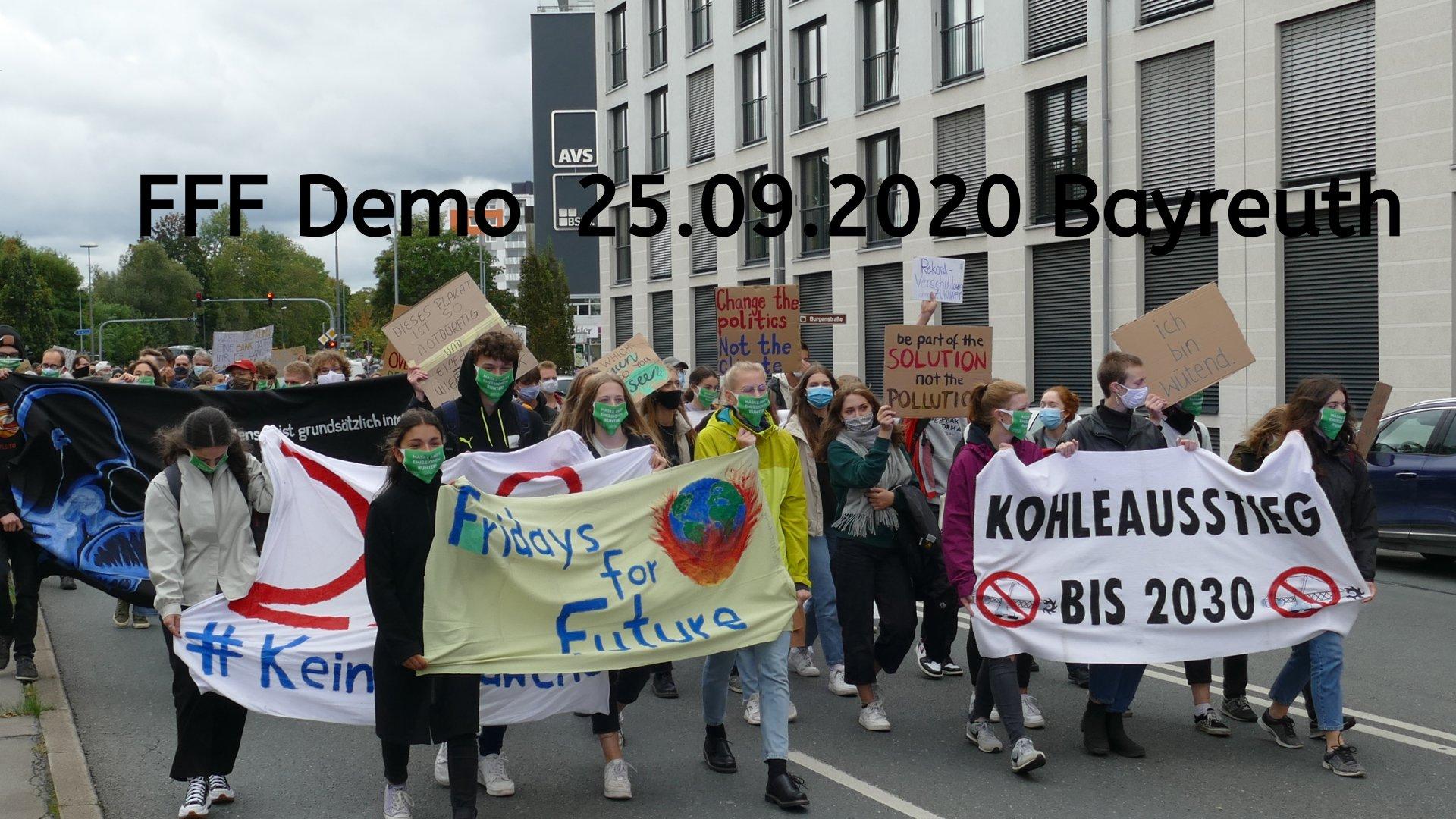 Fridays for Future 25.09.20 | My RØDE Reel 2020