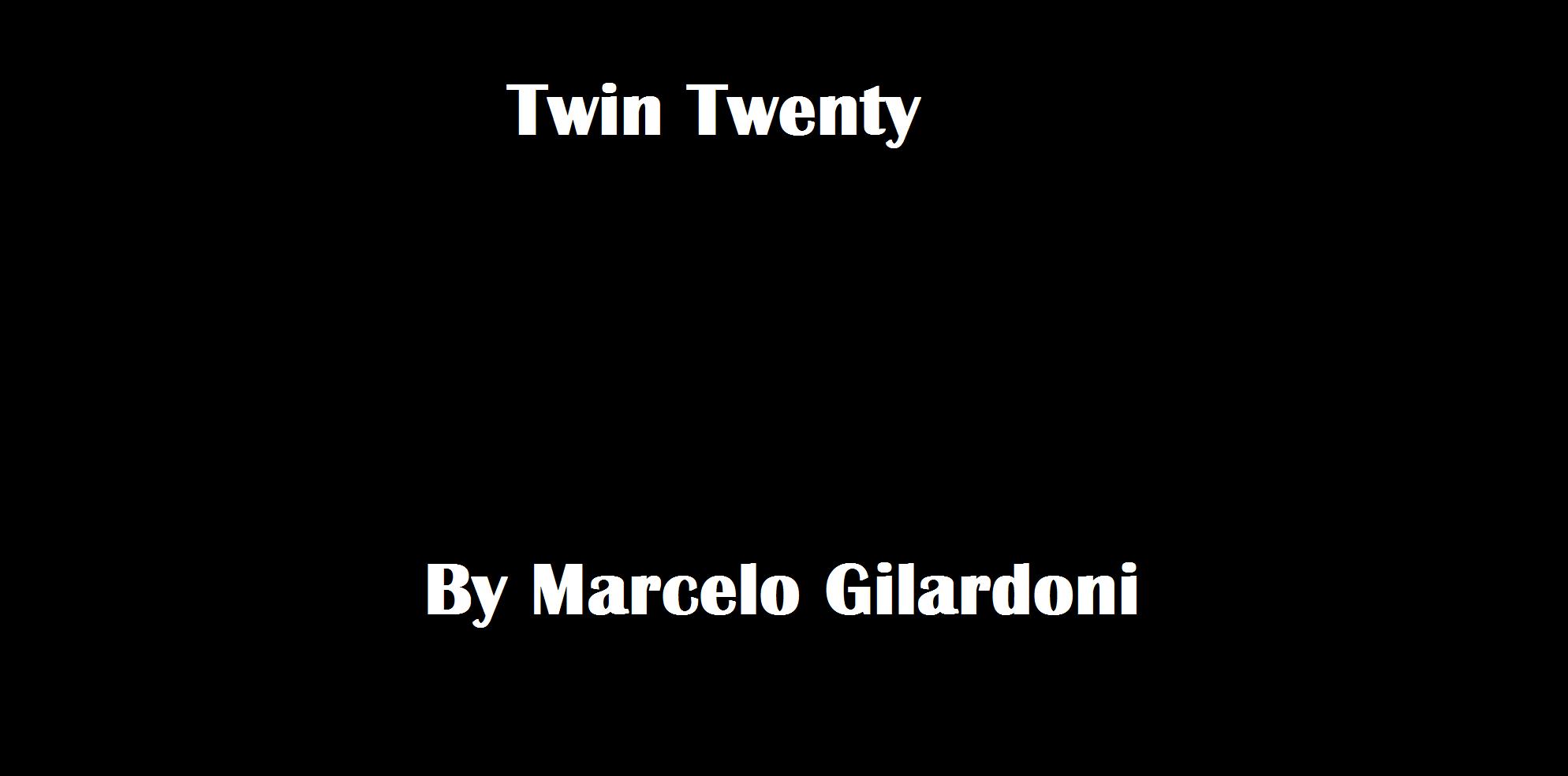 "Twin Twenty ""My RØDE Reel 2020"""