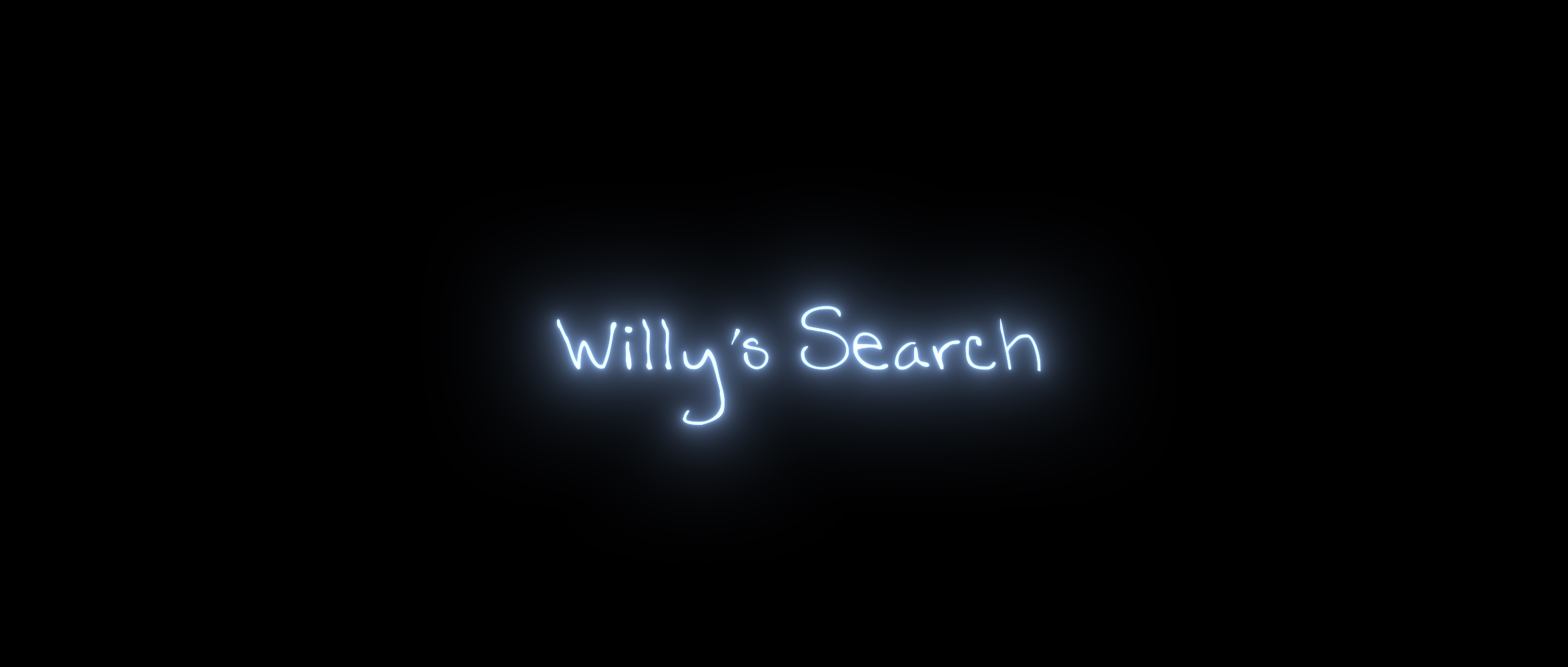 """Willy's Search"" - My RØDE Reel Competition (2020)"
