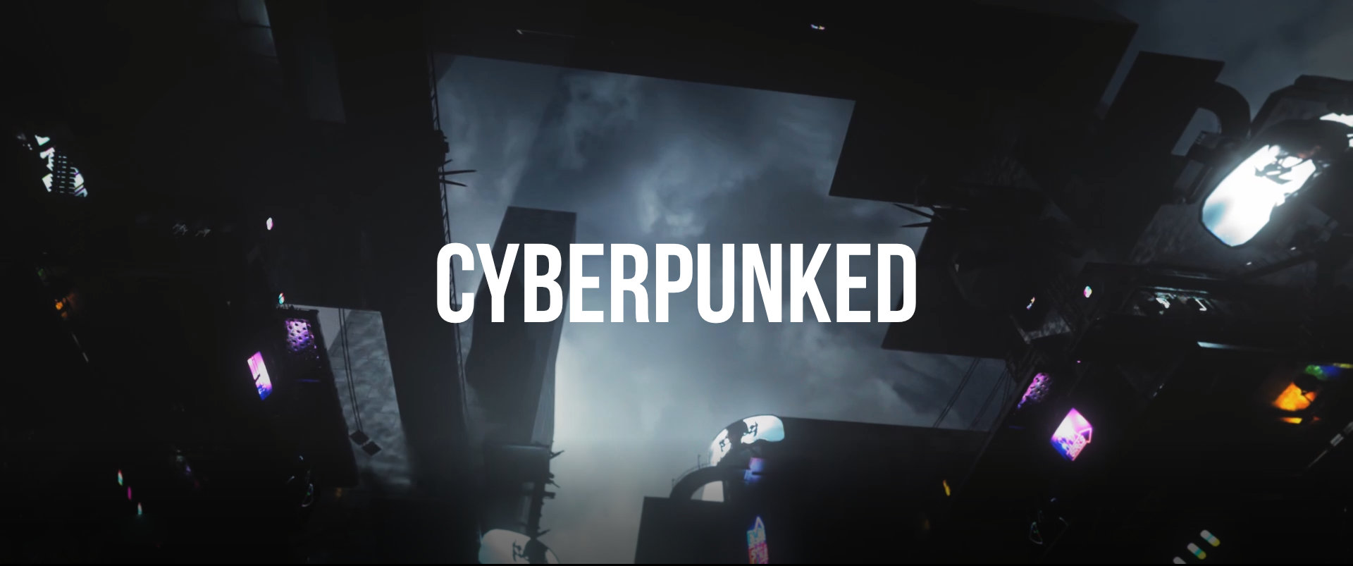 Cyberpunked | My RØDE Reel 2020