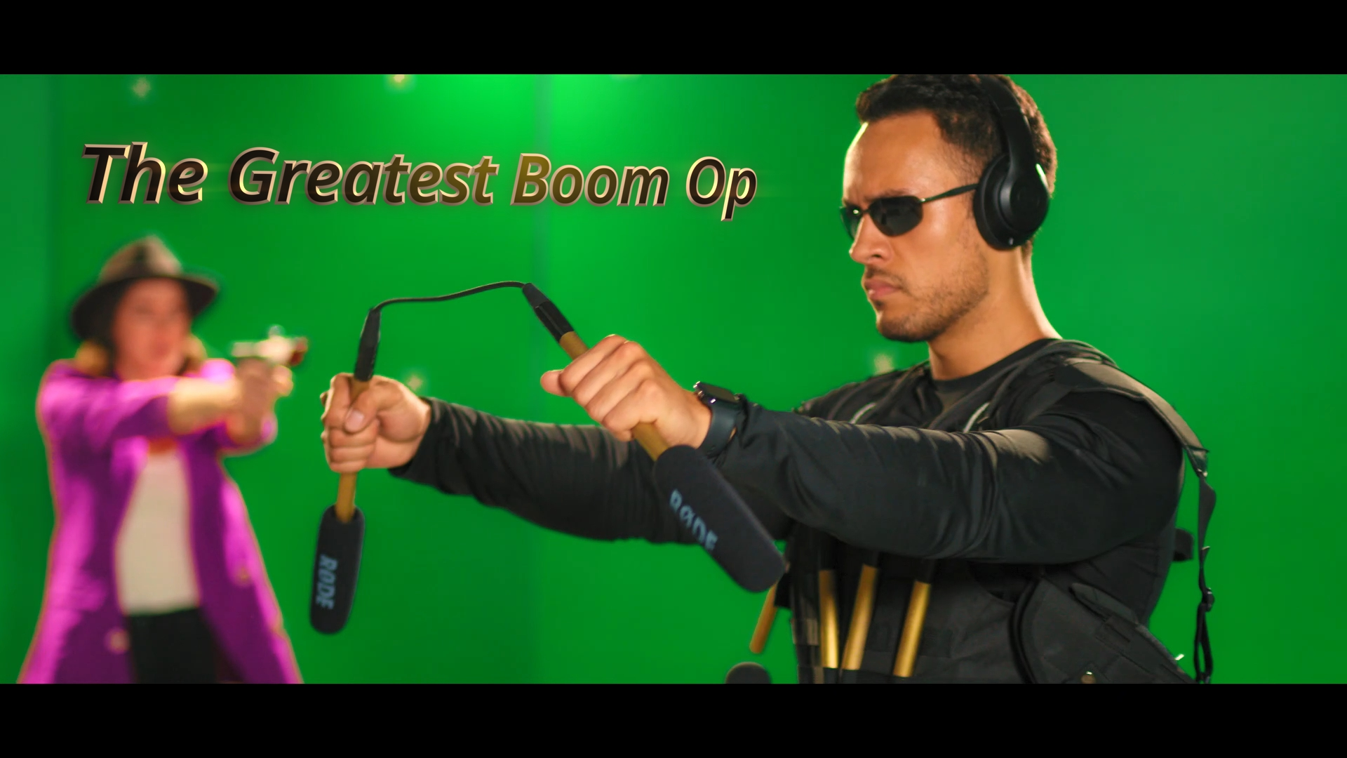 The Greatest Boom Op (My Rode Reel 2020)