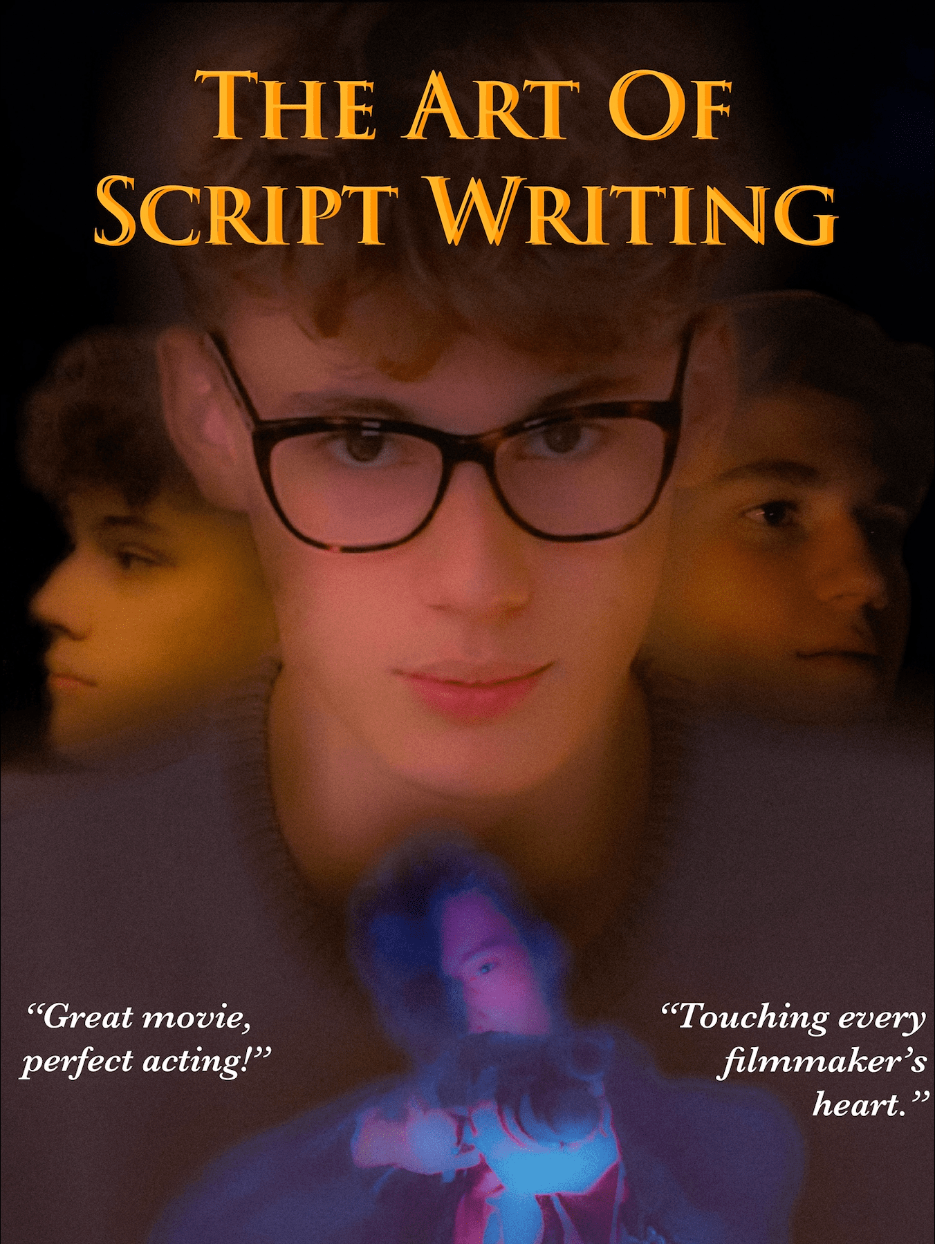 The Art Of Script Writing - My Rode Reel 2020