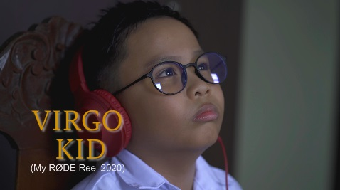 VIRGO KID My RØDE Reel 2020