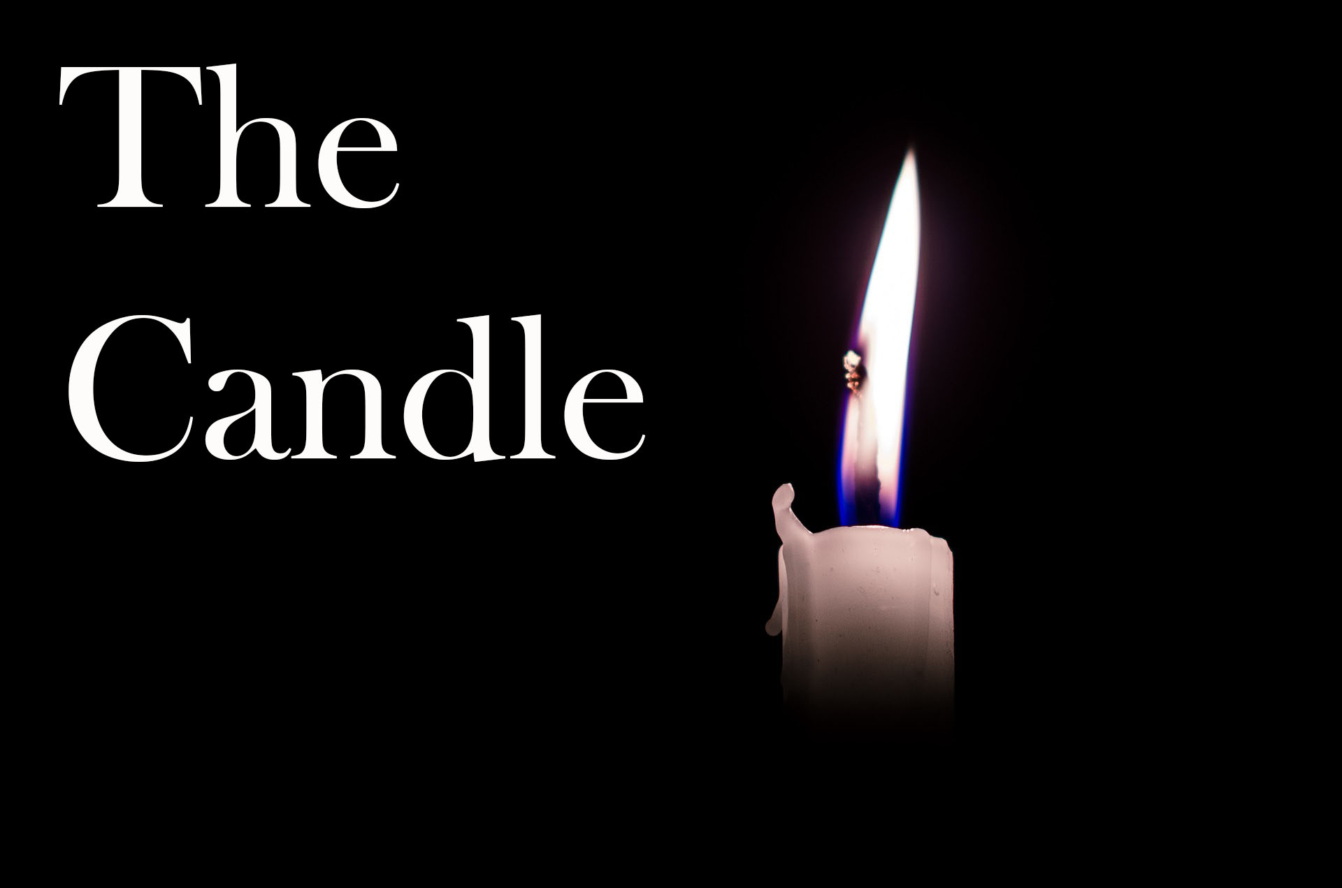 The Candle -  My RØDE Reel 2020