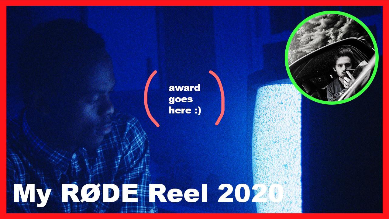 My RØDE Reel 2020 - Diamonds & Apparations - Robbie Skaff