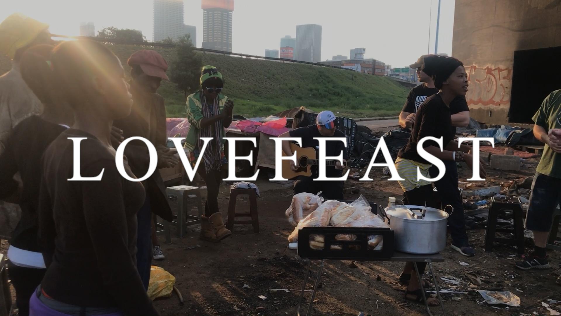 My RØDE Reel 2020 - Lovefeast Documentary