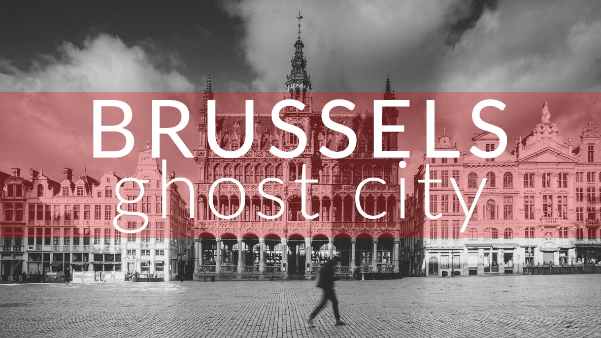 Ghost Town: Brussels Under Confinement | Short Documentary Film | My RØDE Reel 2020 | ZBSstudio