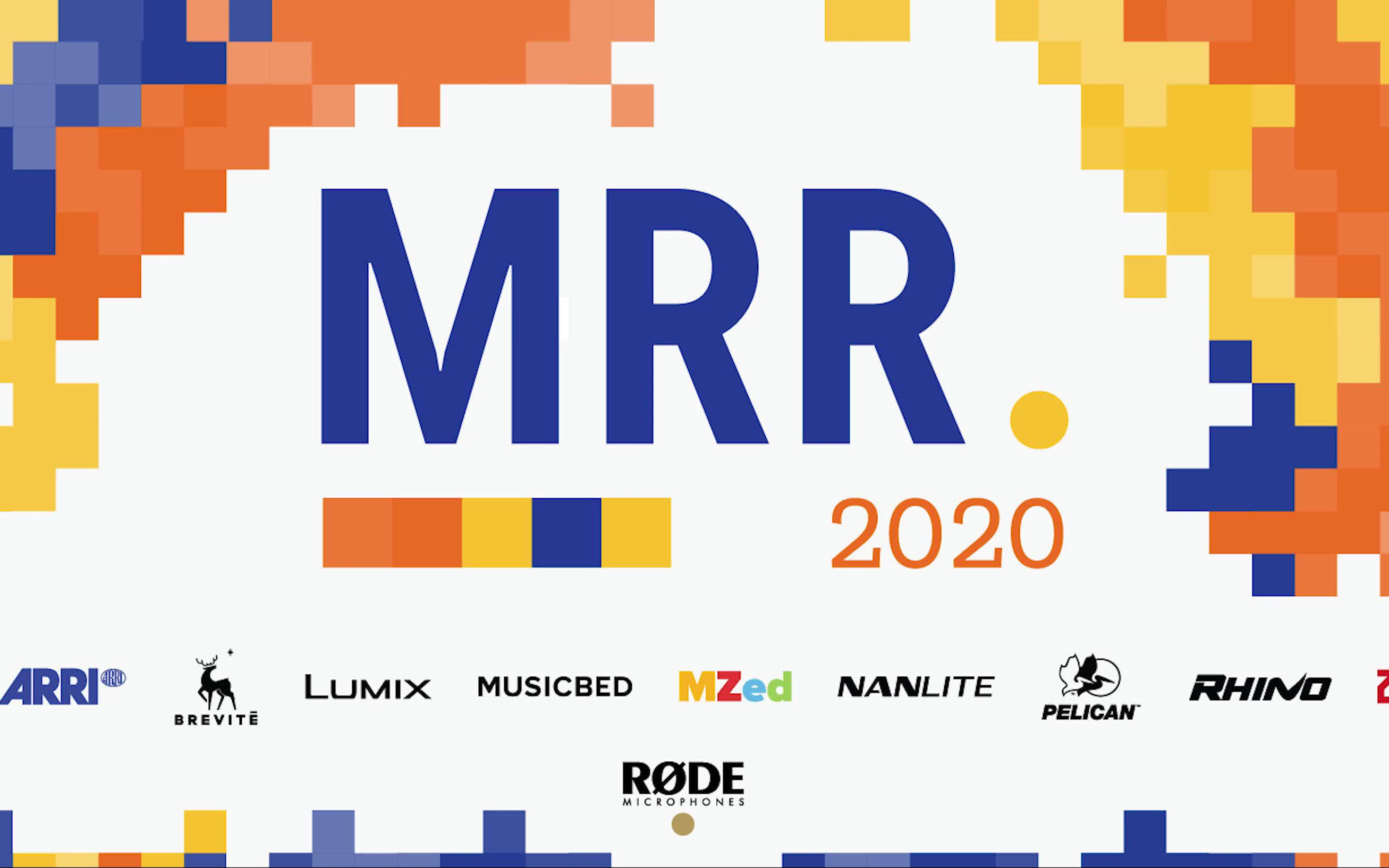 My RØDE Reel 2020《田》