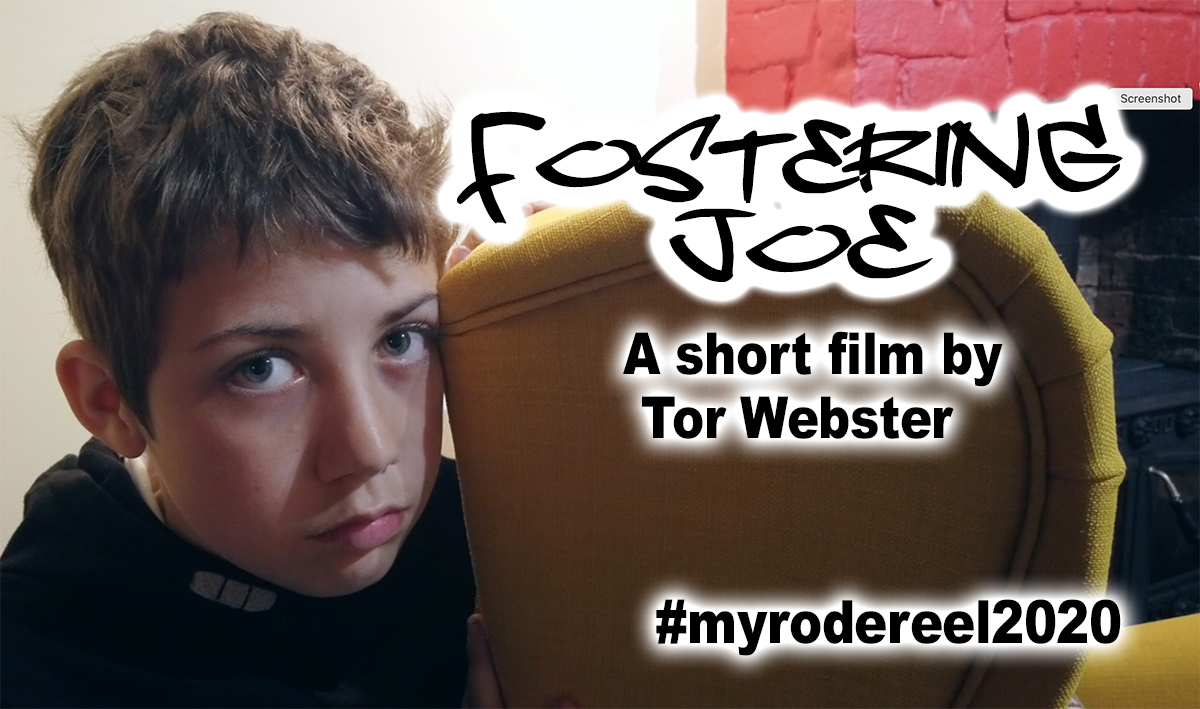 "Fostering Joe - ""My RØDE Reel 2020"""