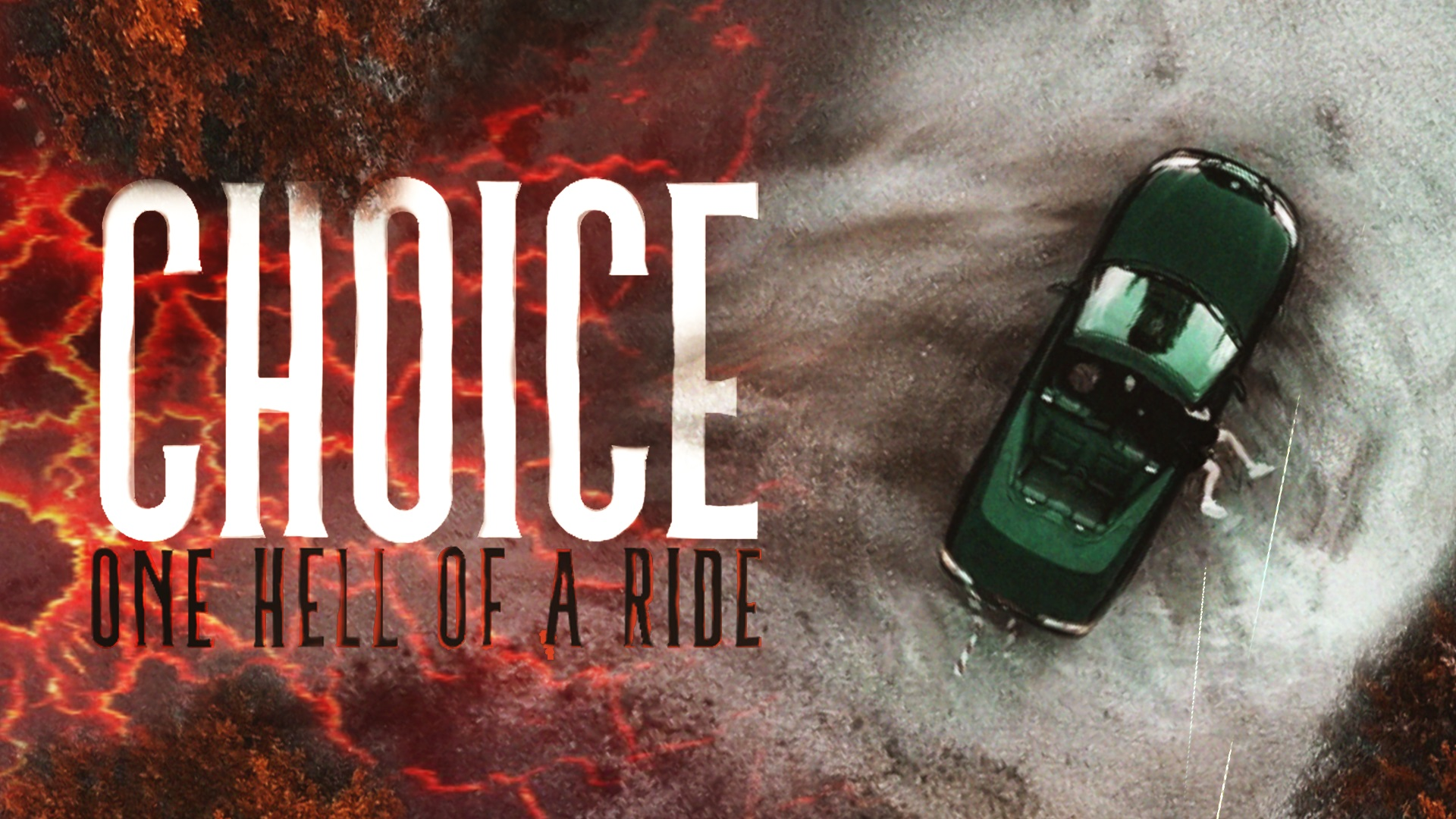 THE CHOICE - One HELL of a ride  - Short Action Drama