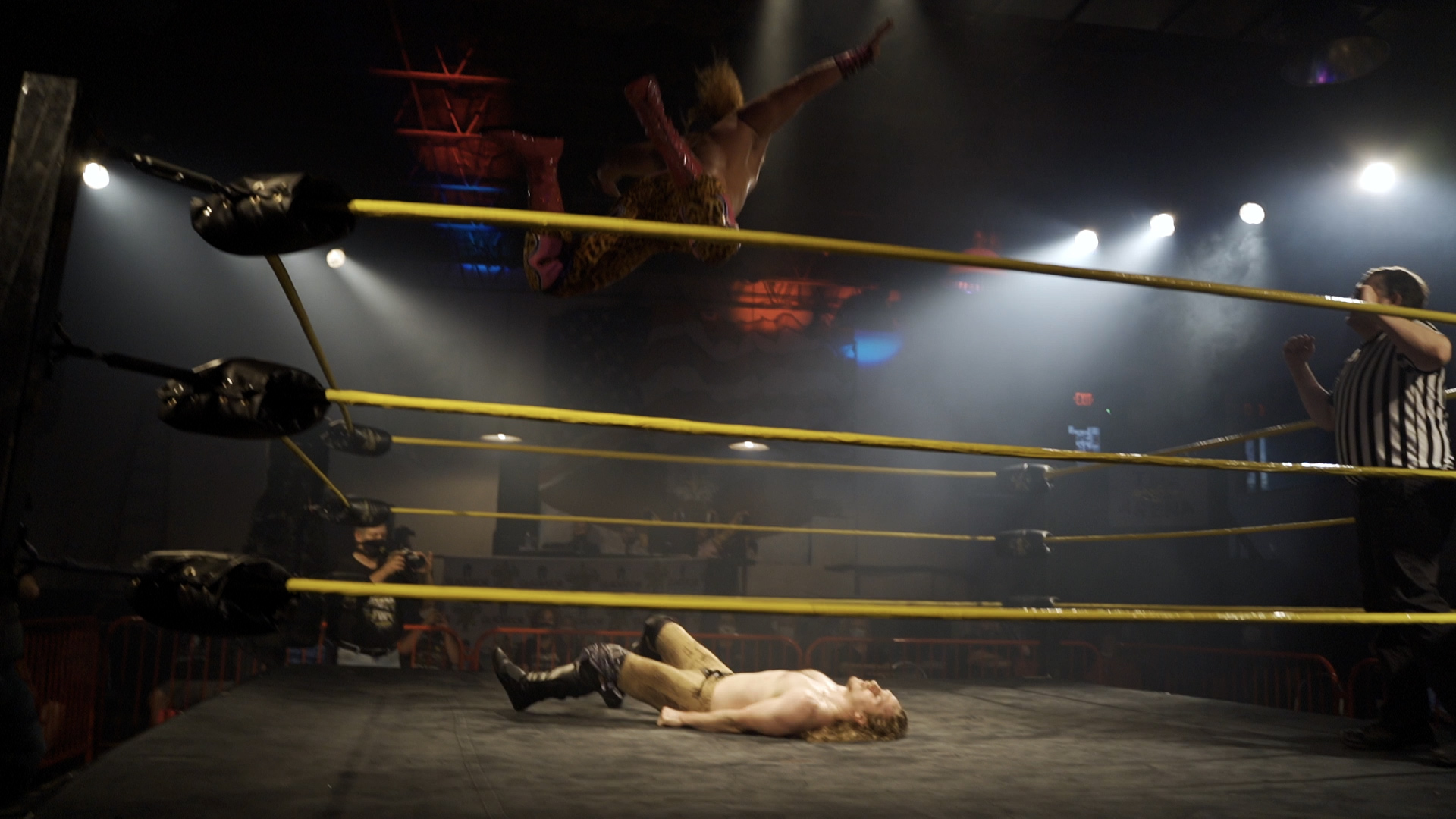 OVW Short Documentary; My Rode Reel 2020 Submission
