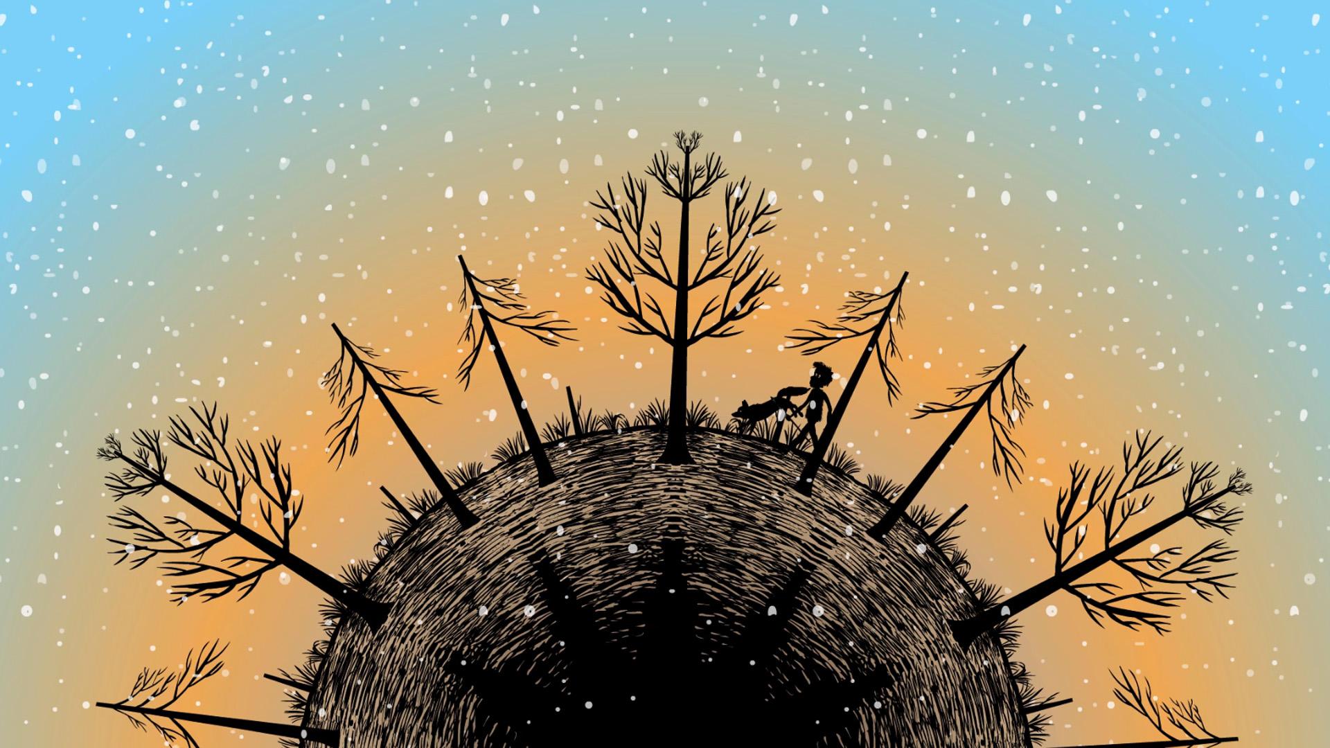 Evolution, short animation film by Kfir Weizman