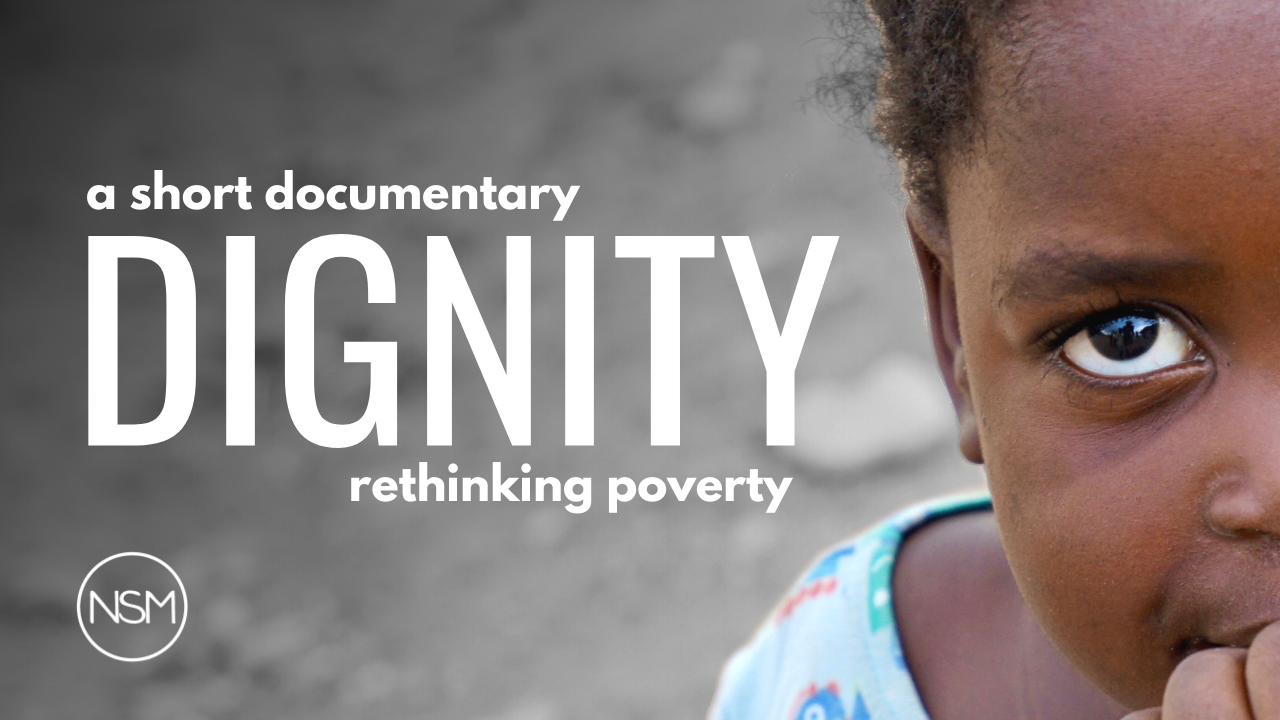 DIGNITY (Rethinking Poverty) // My RØDE Reel 2020