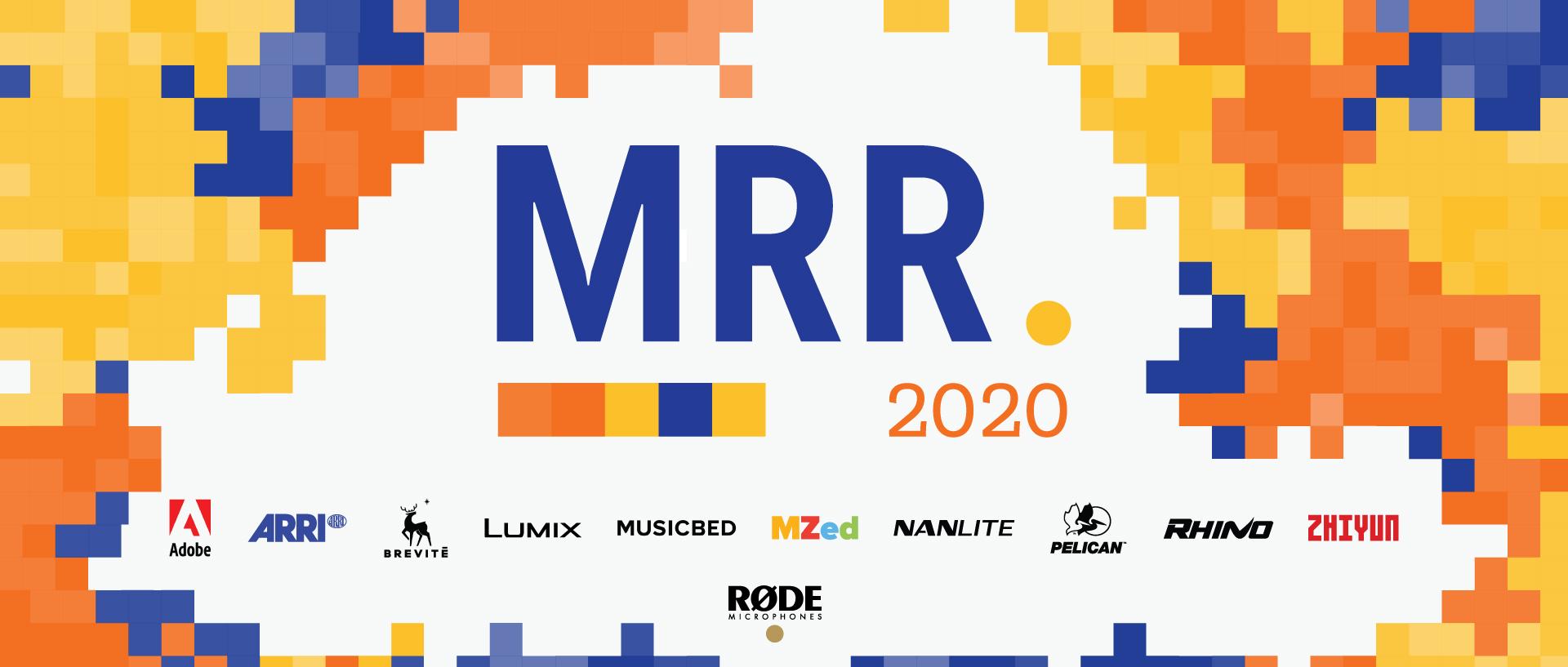 My RØDE Reel 2020|WAKE UP