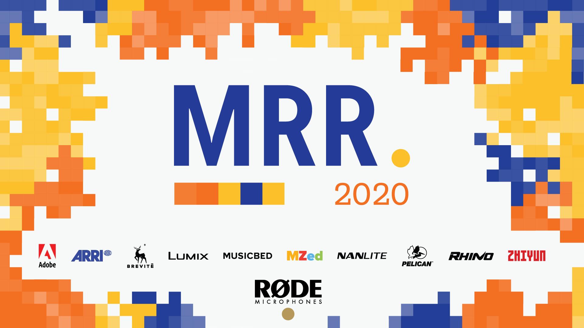 """""""My RØDE Reel 2020"""" Sacred Heart"""