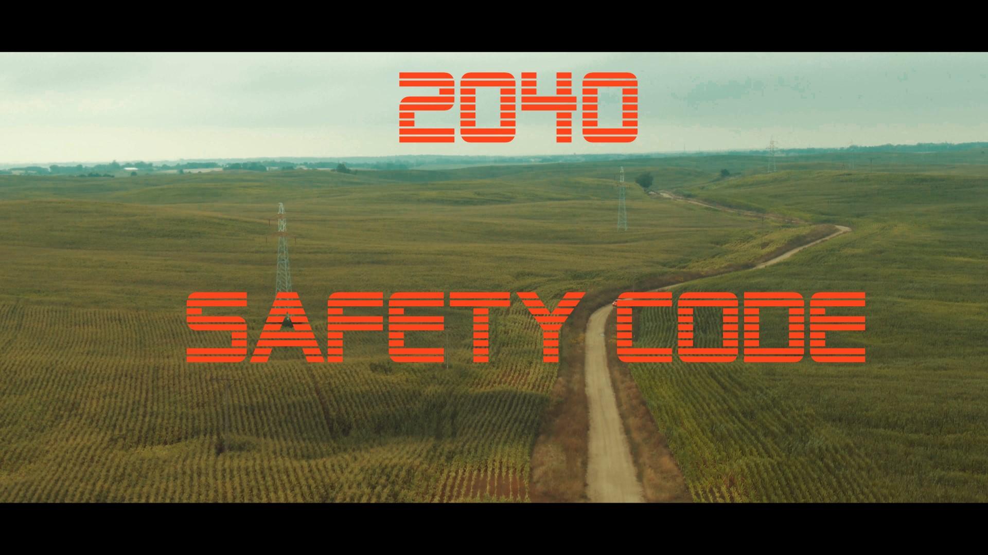 2040 SAFETY CODE My RØDE Reel 2020