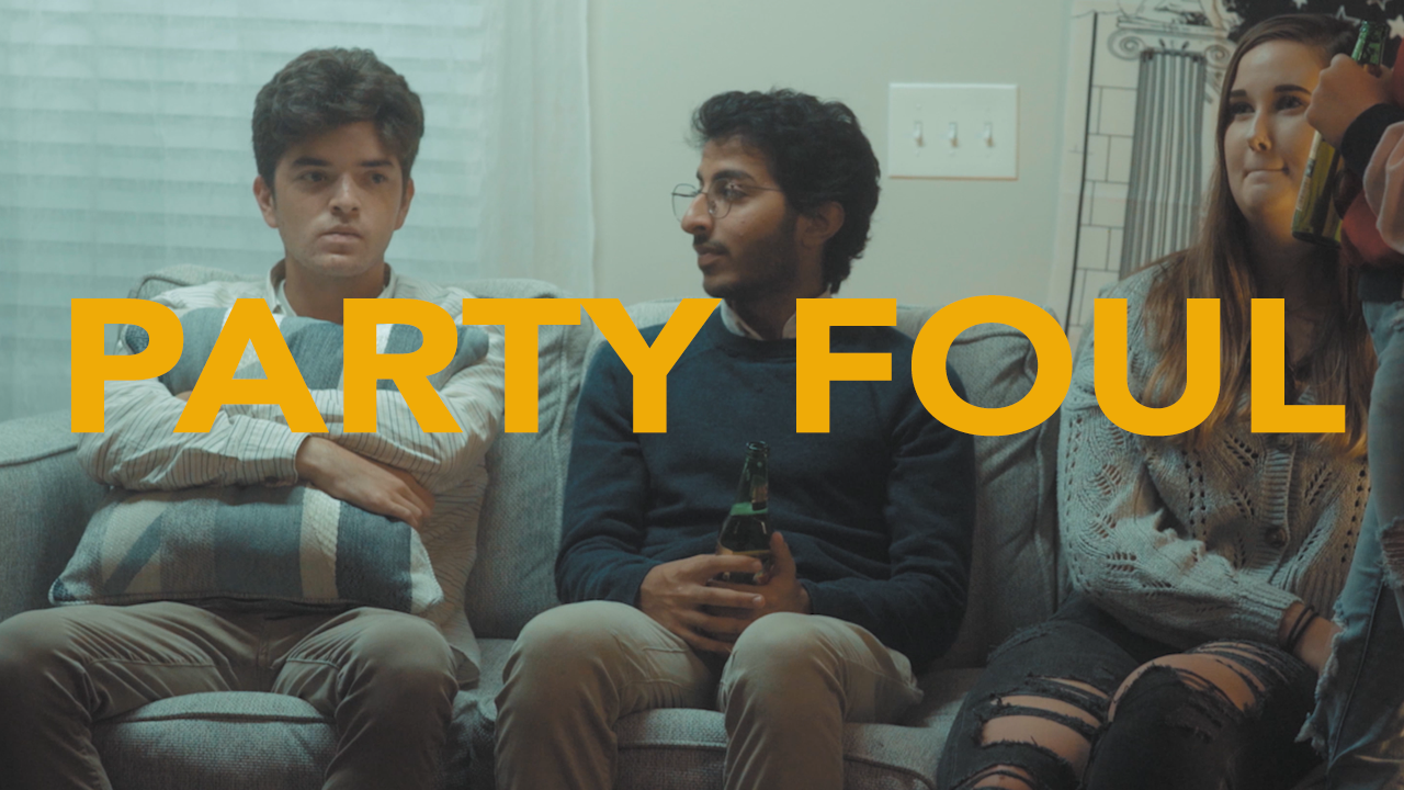Party Foul | Short Film | Directed by Ryan D'Souza #MyRodeReel2020