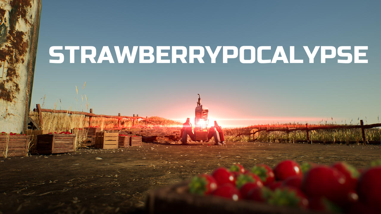 Strawberrypocalypse | My RØDE Reel 2020