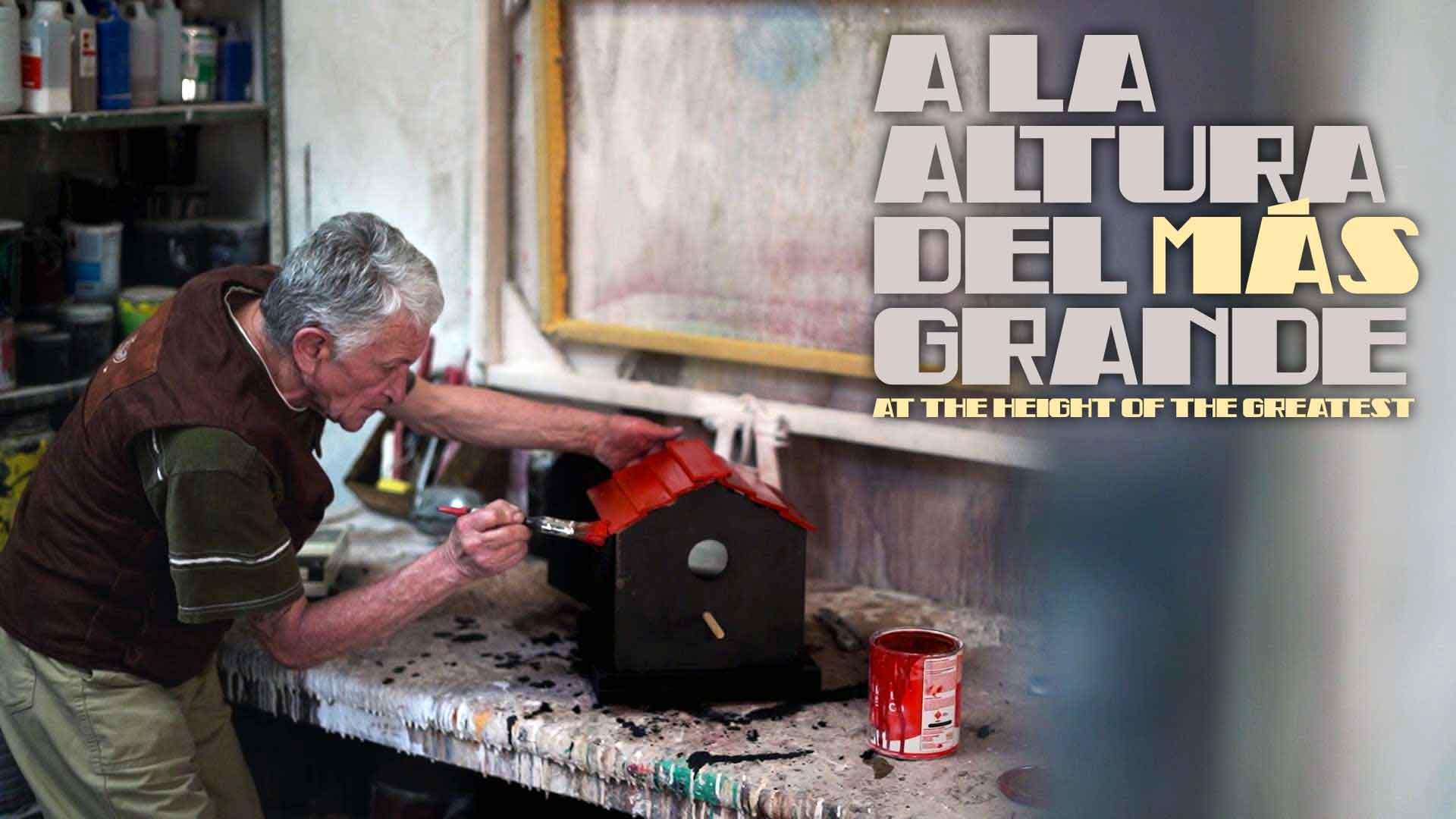 A LA ALTURA DEL MÁS GRANDE | Short Film | My Rode Reel 2020