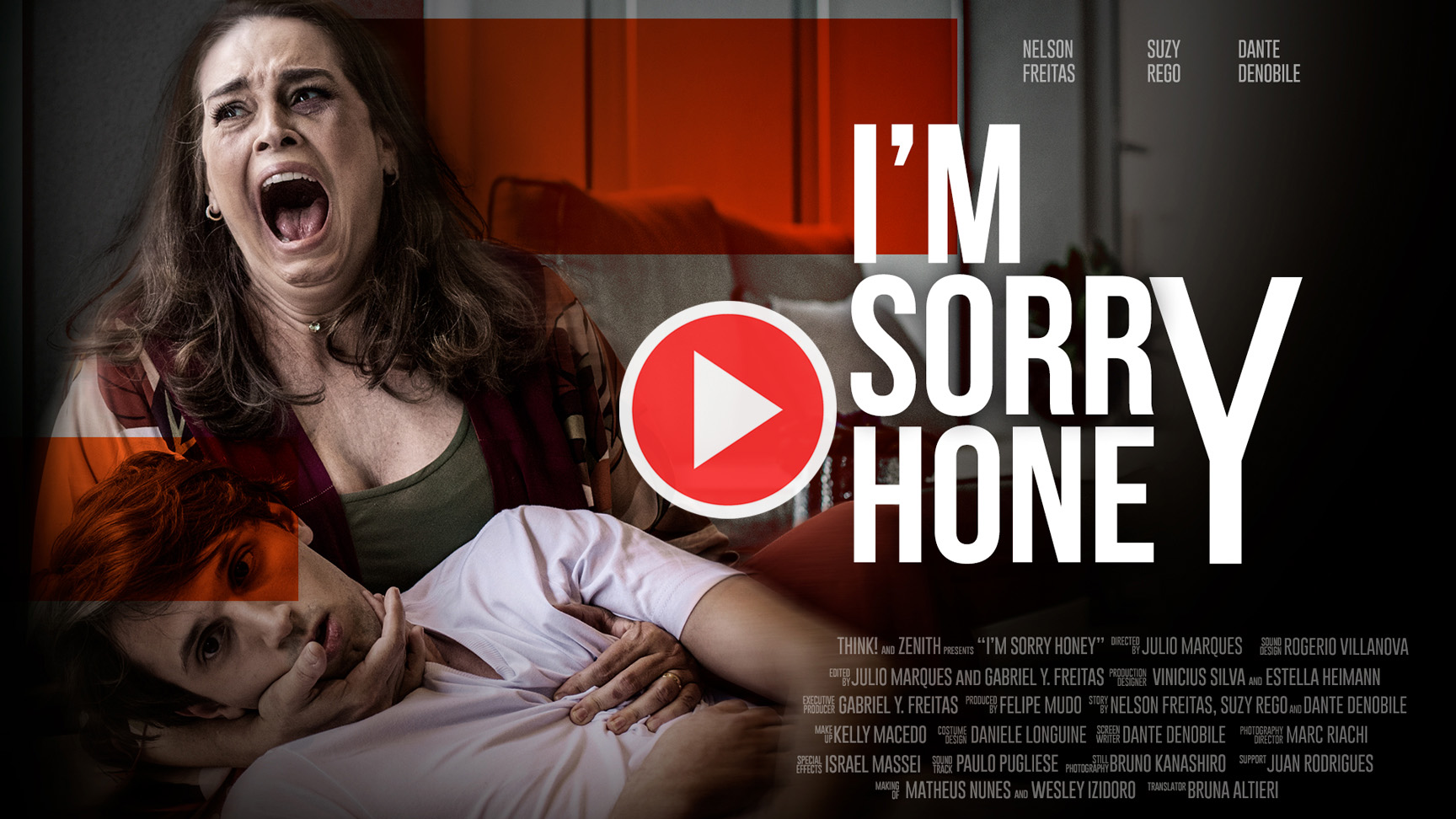 I'M SORRY HONEY  | My RØDE Reel 2020
