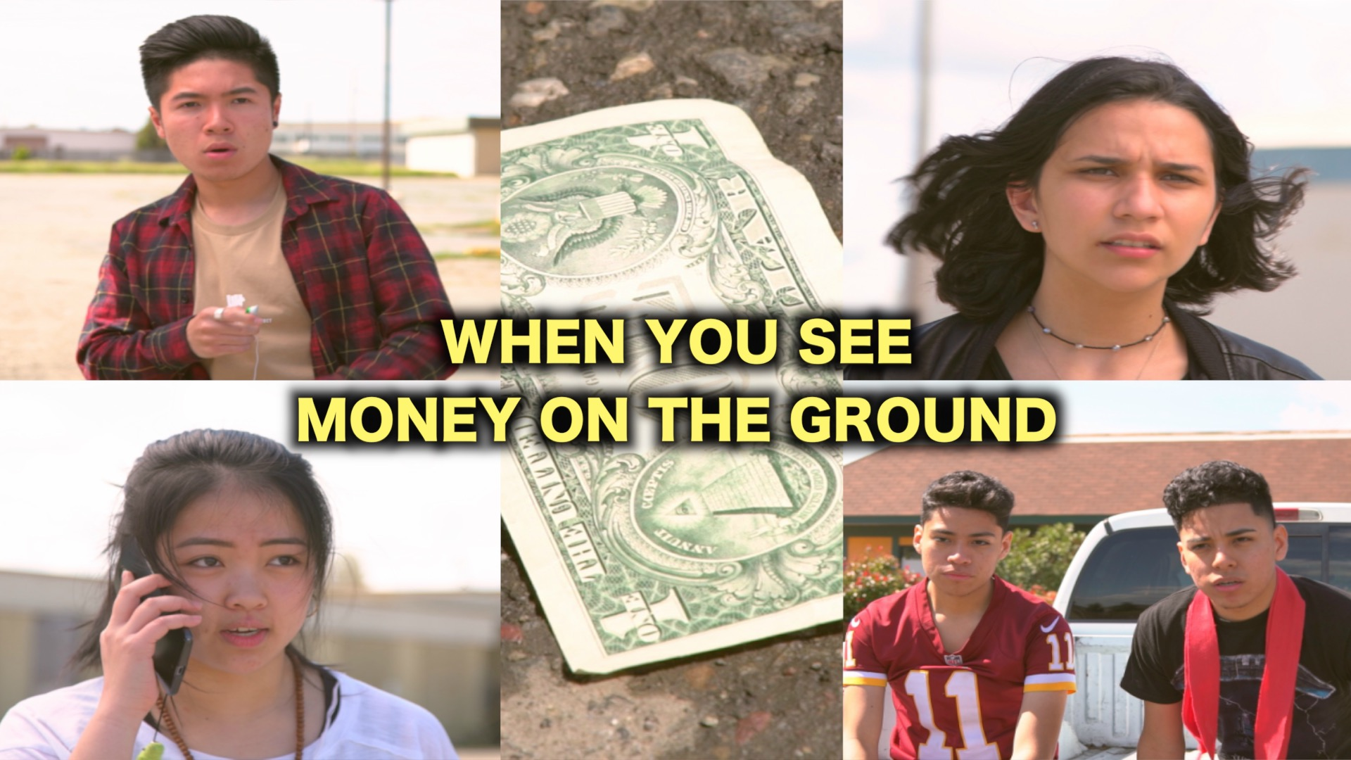 When You See Money On The Ground (My RØDE Reel 2020)