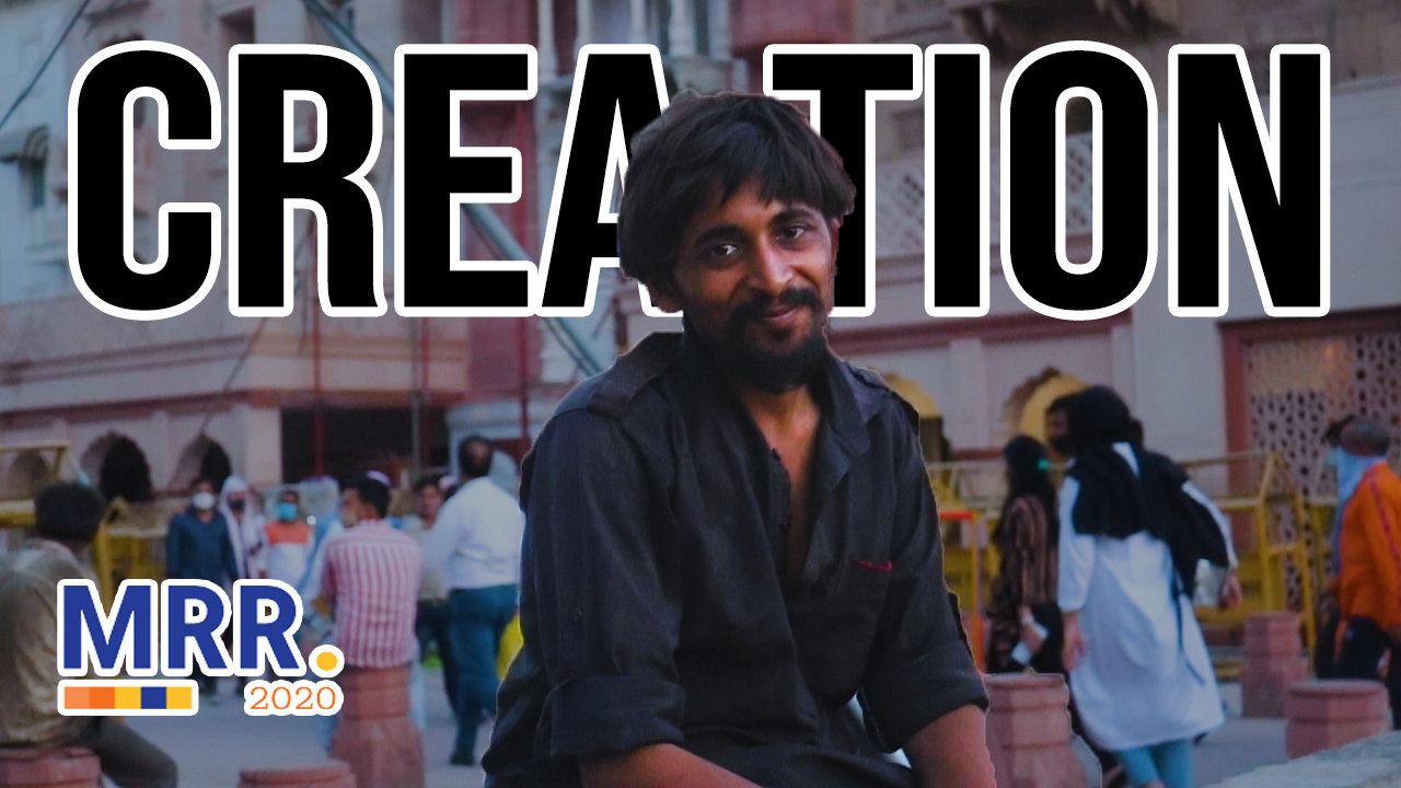 CREATION -  MY RODE REEL 2020
