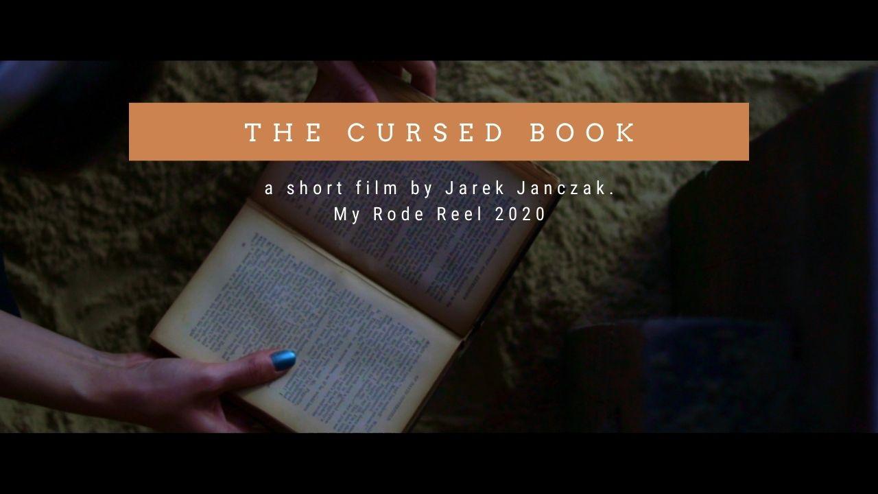 The Cursed Book  - My Rode Reel 2020 #mrr2020 #MyRodeReel2020
