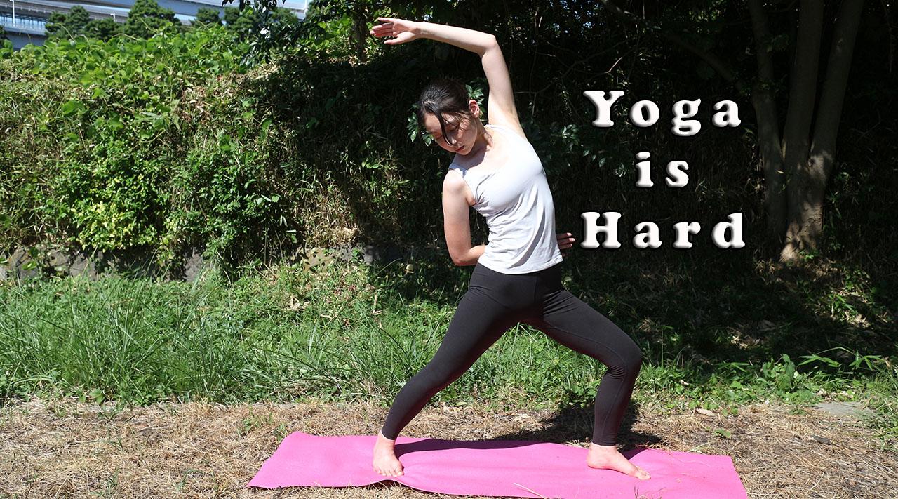 My RODE Reel 2020 - Yoga is Hard