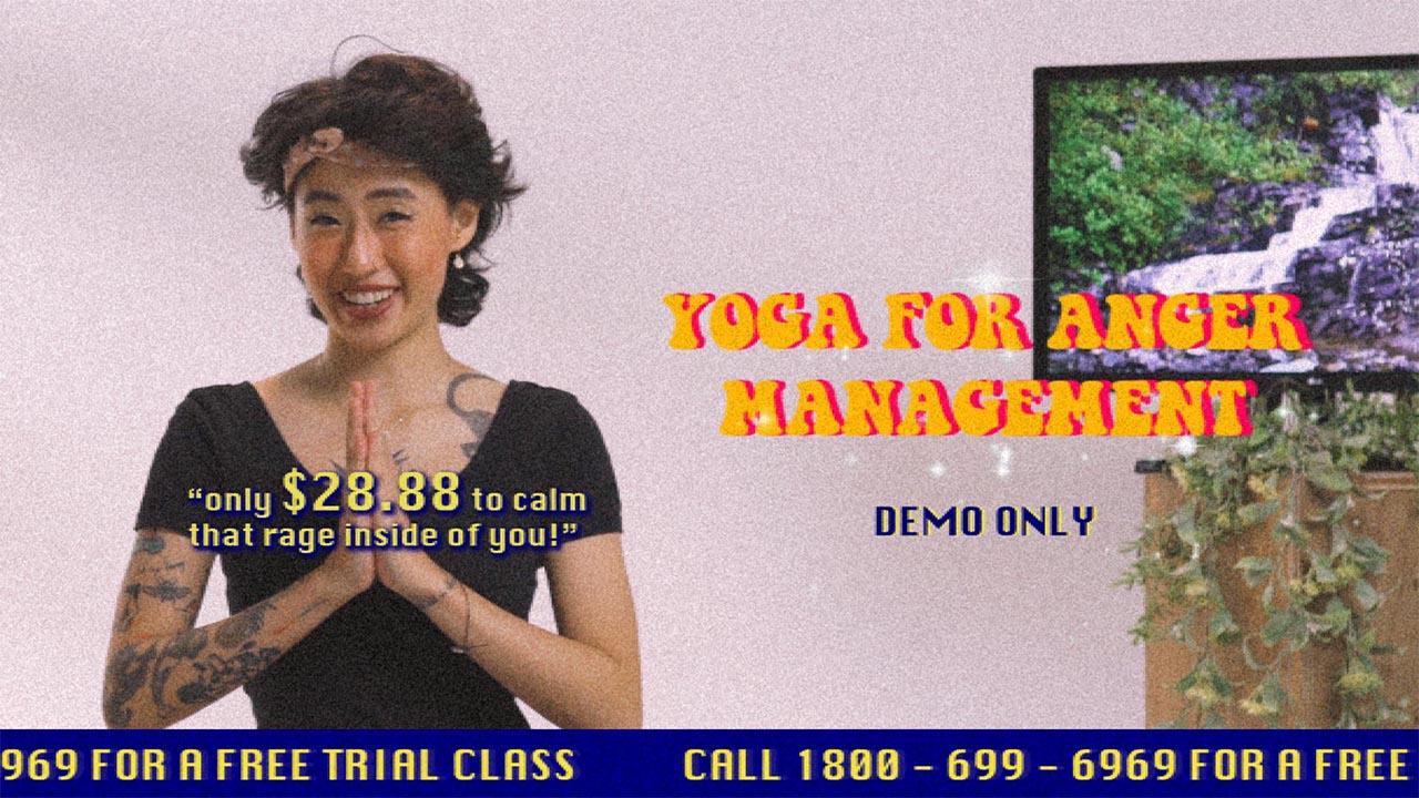 My RØDE Reel 2020 - Yoga for Anger Management