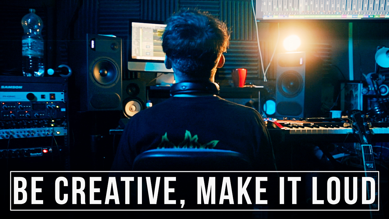 Be Creative, Make It Loud