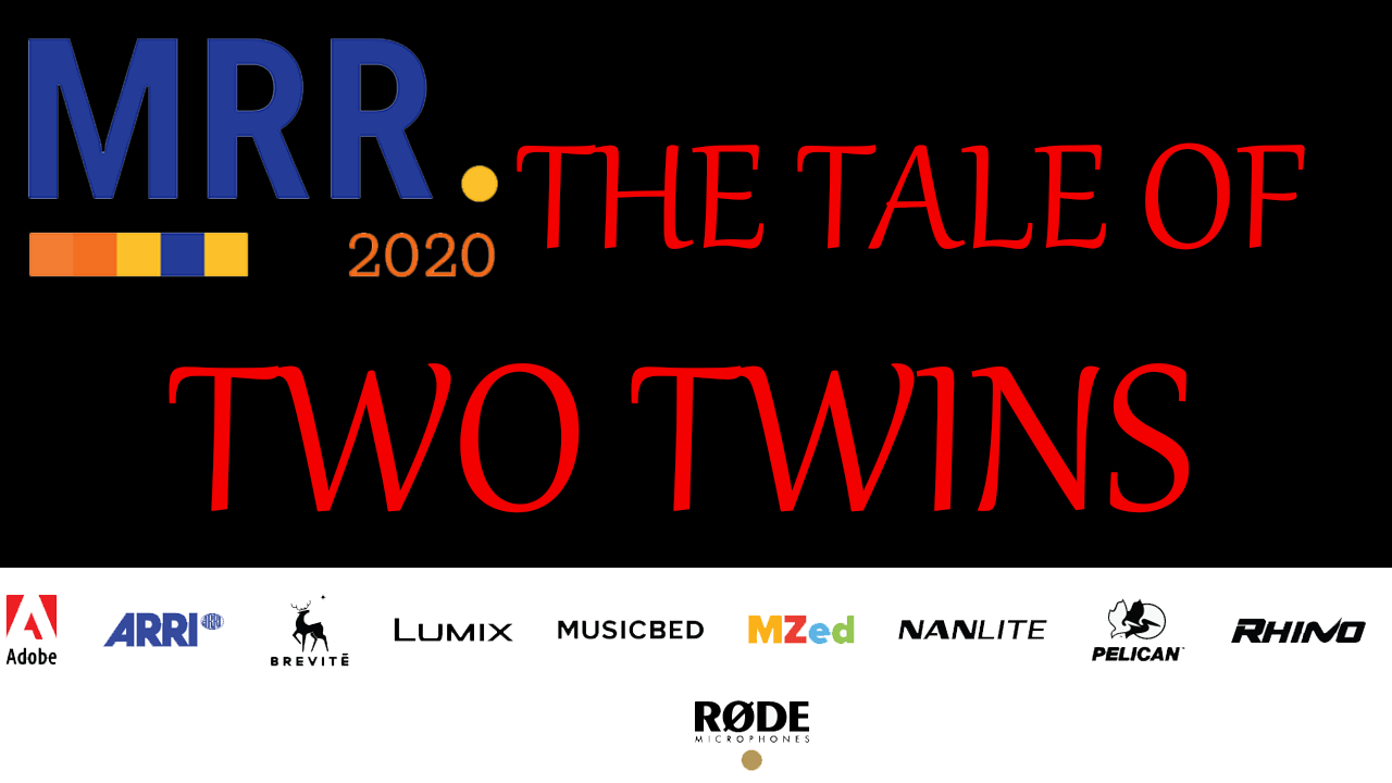 My RØDE Reel 2020 | The Tale of Two Twins