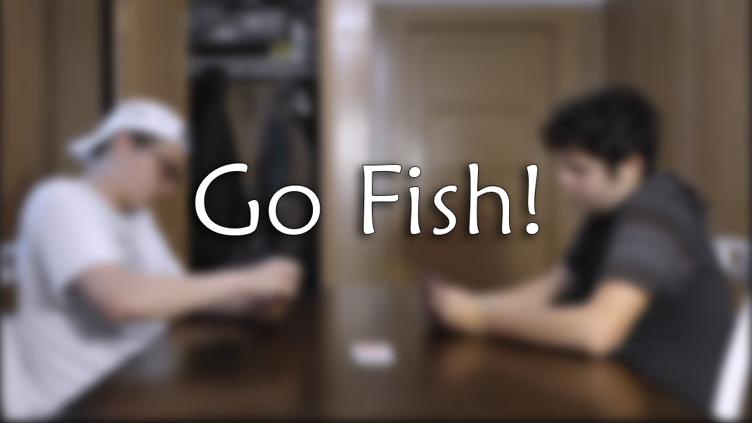 Go Fish! || My Rode Reel